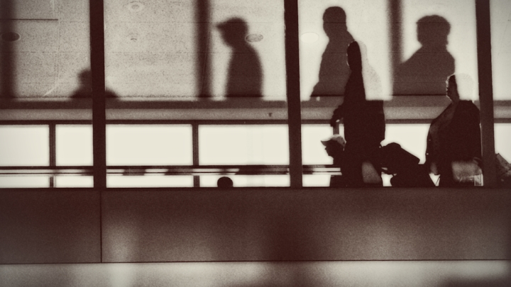 waiting....Toronto airport