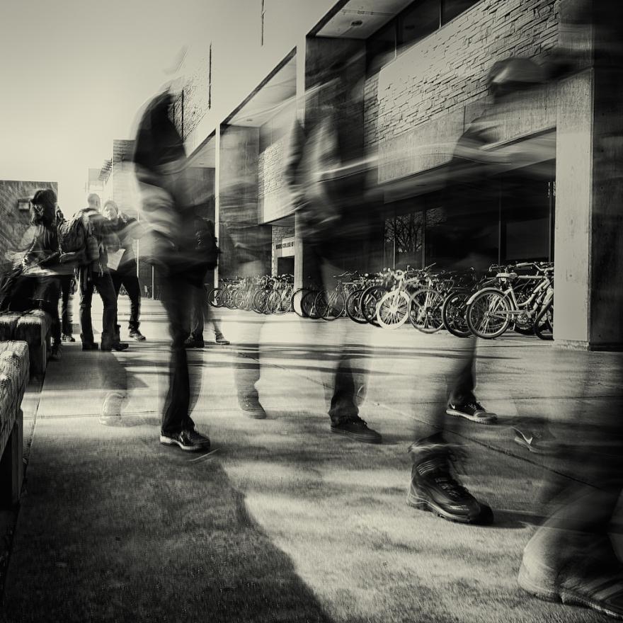 transportation...feet..bike